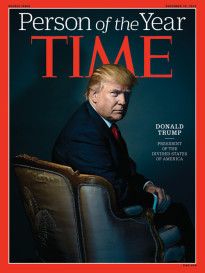 PERSON OF THE YEAR - DONALD TRUMP