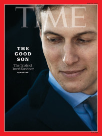 THE GOOD SON - THE TRIALS OF JARED KUSHNER