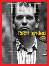 RED HANDED - DONALD TRUMP JR.