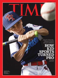 HOW KID SPORTS TURNED PRO