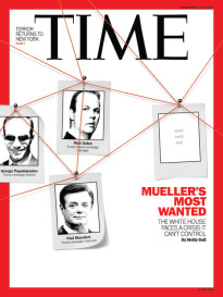 MUELLER'S MOST WANTED