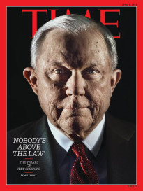 'NOBODY'S ABOVE THE LAW' JEFF SESSIONS