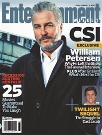 CSI EXCLUSIVE WILLIAM PETERSEN