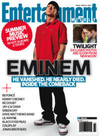SUMMER MUSIC PREVIEW EMINEM