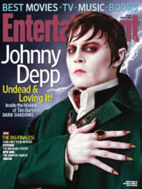 JOHNNY DEPP UNDEAD AND LOVING IT!