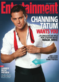 CHANNING TATUM WANTS YOU