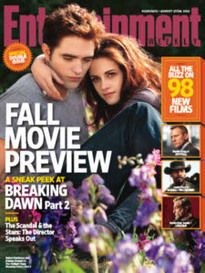 FALL MOVIE PREVIEW -BREAKING DAWN PART 2 DOUBLE