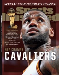 SI PRESENTS: 2016 NBA CHAMPS - CLEVELAND CAVALIERS