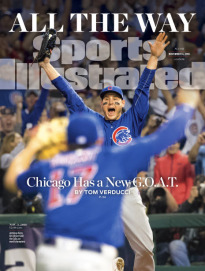2016 WORLD SERIES CHAMPIONS - CHICAGO CUBS