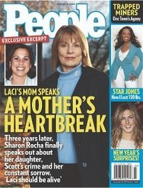 LACI'S MOM SPEAKS A MOTHER'S HEARTBREAK