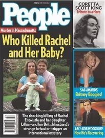 WHO KILLED RACHEL AND HER BABY?