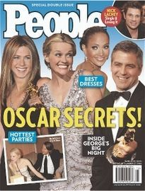 OSCAR SECRETS! SPECIAL DOUBLE ISSUE