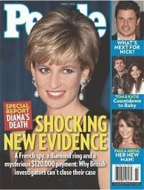 SPECIAL REPORT: DIANA'S DEATH