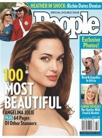 100 MOST BEAUTIFUL PEOPLE SPECIAL DOUBLE ISSUE