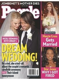 NICOLE KIDMAN'S DREAM WEDDING!