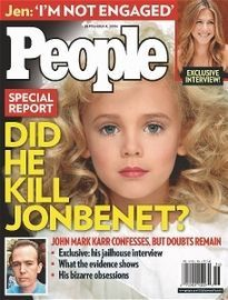 SPECIAL REPORT DID HE KILL JONBENET?