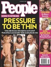 PRESSURE TO BE THIN