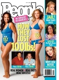 HOW THEY LOST 100LBS!
