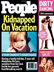 KIDNAPPED ON VACATION