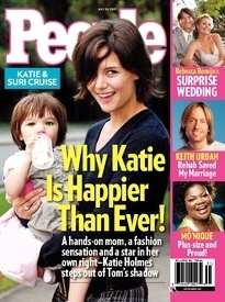WHY KATIE IS HAPPIER THAN EVER!