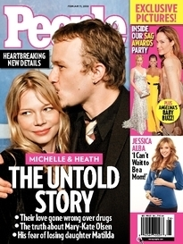 MICHELLE & HEATH THE UNTOLD STORY