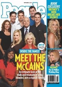 MEET THE MCCAINS