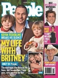 MY LIFE WITH BRITNEY KEVIN FEDERLINE