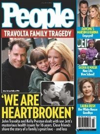 TRAVOLTA FAMILY TRAGEDY