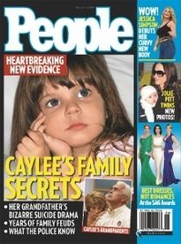 CAYLEE'S FAMILY SECRETS