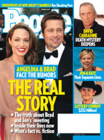 THE REAL STORY ANGELINA & BRAD