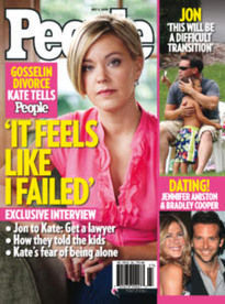 KATE GOSSELIN DIVORCE