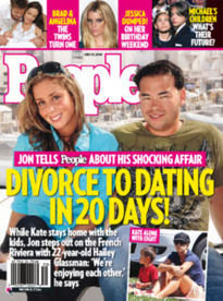 DIVORCE TO DATING IN 20 DAYS