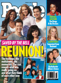 SAVED BY THE BELL REUNION!