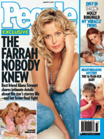 THE FARRAH NOBODY KNEW