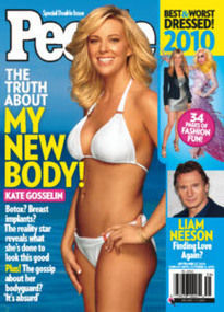 MY NEW BODY! KATE GOSSELIN SPECIAL DOUBLE ISSUE