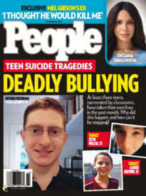 DEADLY BULLYING