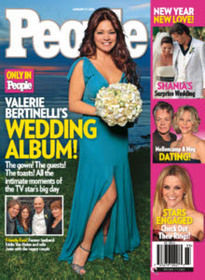 VALERIE BERTINELLI'S WEDDING ALBUM!