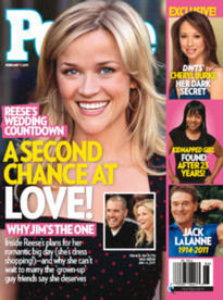 A SECOND CHANCE AT LOVE! REESE WITHERSPOON