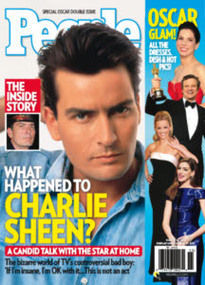 WHAT HAPPENED TO CHARLIE SHEEN? DOUBLE ISSUE