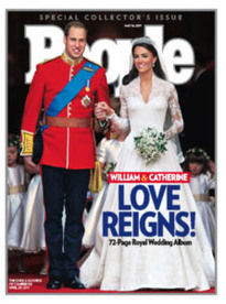 LOVE REIGNS! WILLIAM & CATHERINE