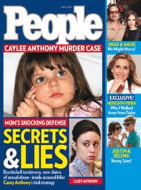 SECRET & LIES CAYLEE ANTHONY MURDER CASE