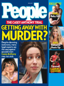 GETTING AWAY WITH MURDER? THE CASEY ANTHONY TRIAL