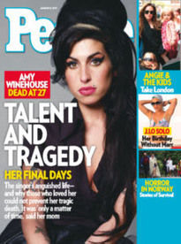 AMY WINEHOUSE: TALENT AND TRAGEDY