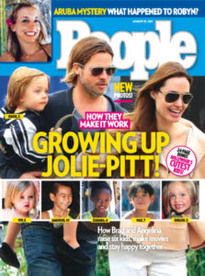 GROWING UP JOLIE-PITT!