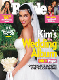 KIM'S WEDDING ALBUM