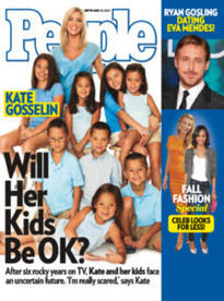 KATE GOSSELIN: WILL HER KIDS BE OK?