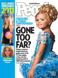TODDLERS & TIARAS CONTROVERSY