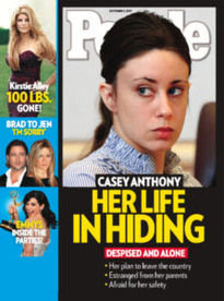 CASEY ANTHONY: HER LIFE IN HIDING