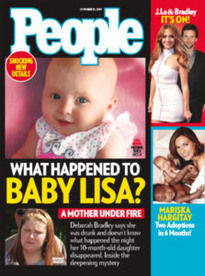WHAT HAPPENED TO BABY LISA?