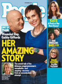 HER AMAZING STORY REP. GABRIELLE GIFFORDS